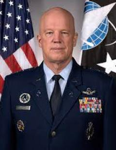 """General John W. """"Jay"""" Raymond, chief of space operations of the U.S. Space Force. [Source: spaceforce.mil]"""