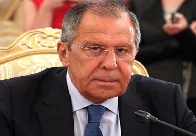 Russian Foreign Minister Sergey Lavrov [Source: thefamouspeople.com]