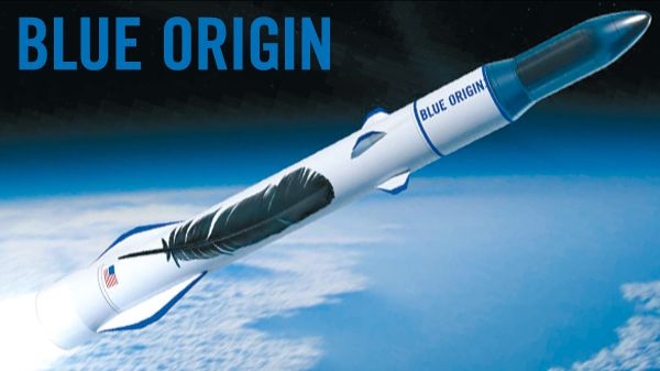 Named after John Glenn, the first American to orbit the Earth, the New Glenn will be capable of putting a payload into orbit. [Source: ft.com]