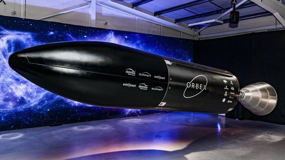 """Forres-headquartered Orbex says its rockets will use a """"completely renewable biofuel"""""""
