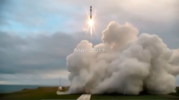 Rocket Lab's new, larger, crew-capable Neutron Rocket, scheduled for its first launch in 2024. Video / Rocket Lab
